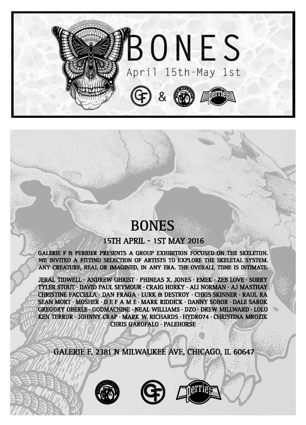 Bones Exhibit
