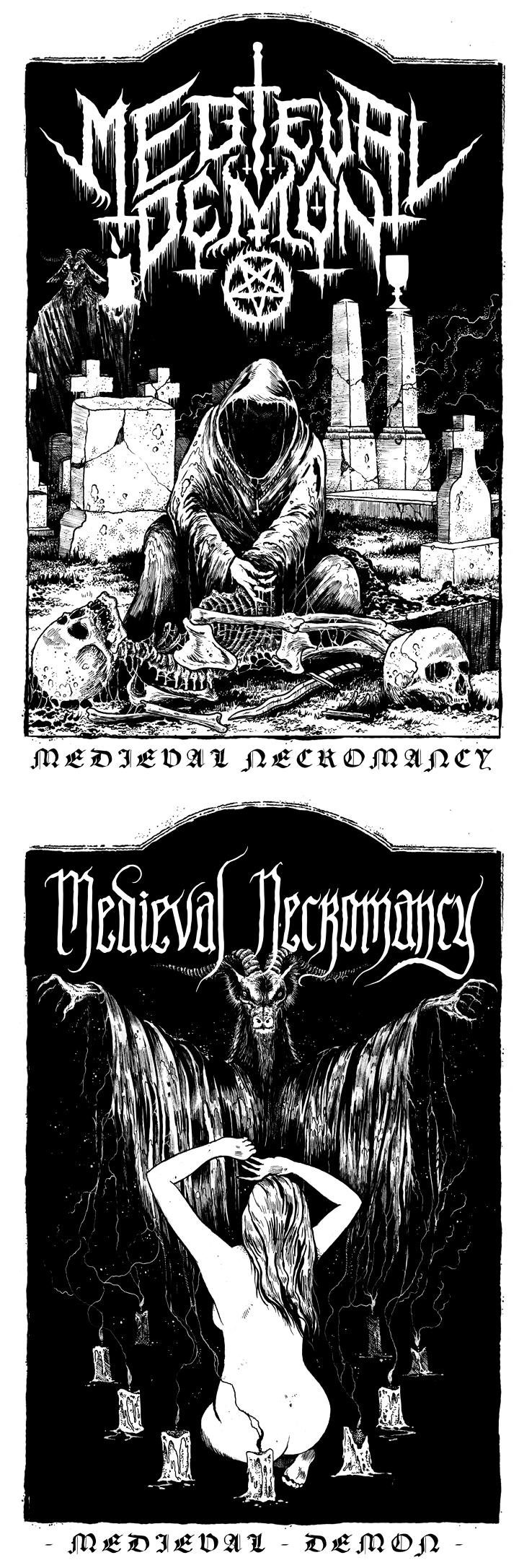 2017_MEDIEVAL DEMON_Riddick